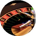 輪盤賭博常見遊戲之一